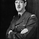 Charles De Gaulle - President Of The French Republic