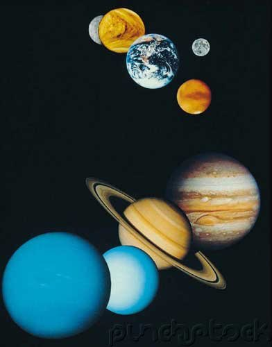 Curriculum Design & Instruction To Teach Astronomy - The Lives Of Stars & The Solar System