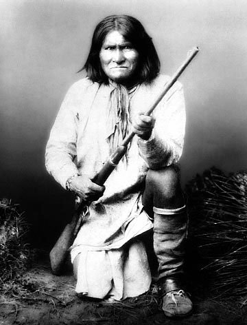 The Story Of Geronimo - Last Renegade Of The Apache