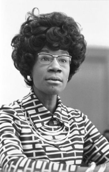 The Story Of Shirly Chisholm - African American Teacher & Congresswoman