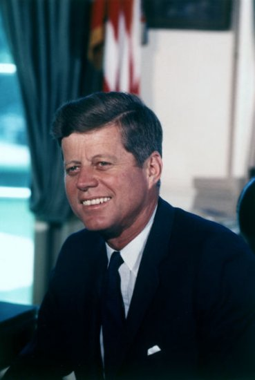 The Story Of John F. Kennedy - United States President
