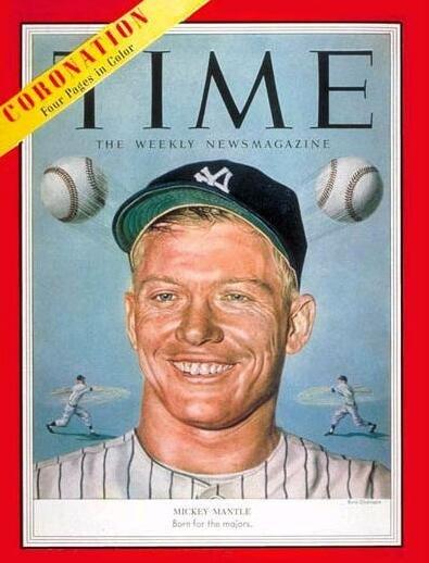 The Story Of Mickey Mantel - Mister Yankee - A Baseball Immortal