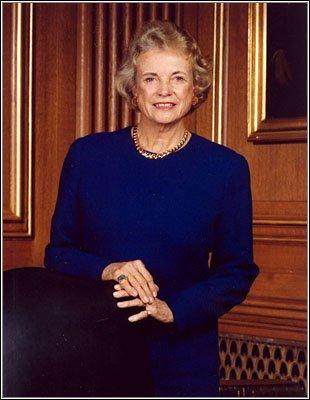 The Story Of Sandra Day O'Connor - Supreme Court Justice