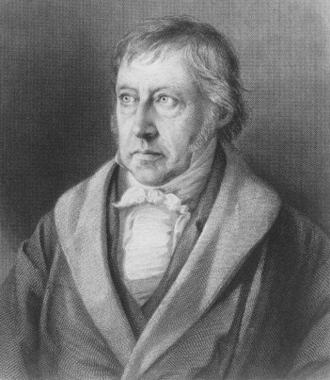 Hegel - Absolute Idealism
