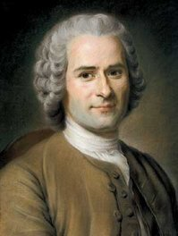 Rousseau - A Romantic In The Age Of Reason
