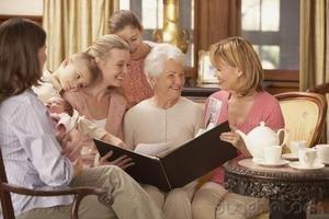 Establishing Reminiscing Groups