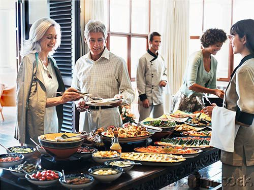 Marketing & Sales - Food & Beverage - Engineering & Human Resources Departments