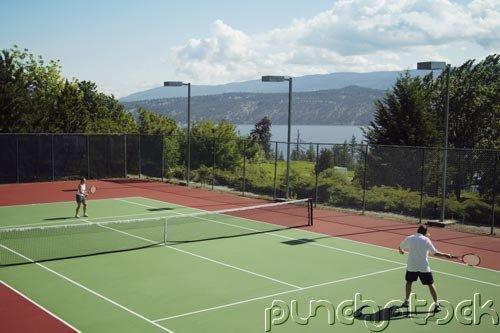 Recreational Facilities - Golf & Tennis Based Resorts