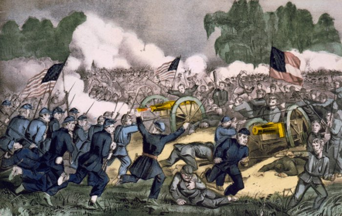 United States History - The Civil War - A Country At  War - 1861-1865