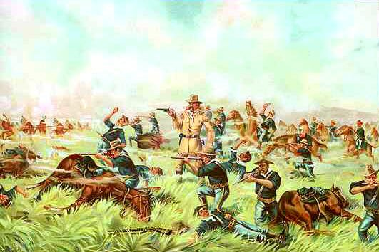 United States History - Americans Move West - Conflict On The Great Plains - 1860 -1900