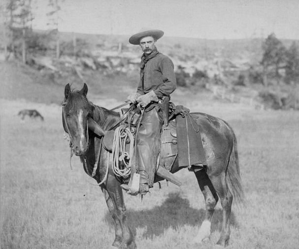 United States History - Americans Move West - Ranchers & Miners - 1860 - 1900