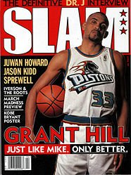 The Story Of Grant Hill - Basketball Superstar