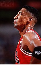 The Story Of Scottie Pippen - Basketball Superstar