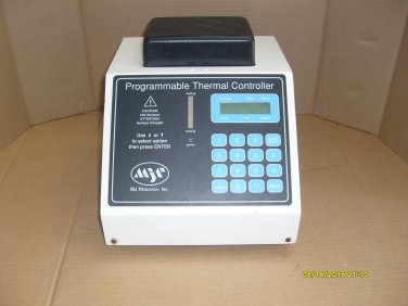 MJ Research Programmable Thermal Cycler 60-Well Block