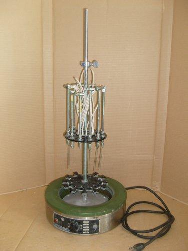 Organomation Meyer N-EVAP 106 Laboratory Nitrogen Evaporator Cat# 26103