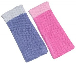 Protective Socks (Pink & Blue) - SPECIAL SALE PRICE