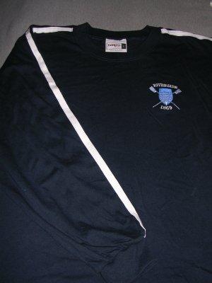 Navy Long-Sleeved Shirt