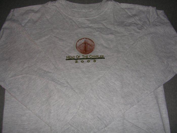 Gray 2003 HOCR Long-Sleeved Shirt