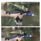 High-Precision Fish Shooting Slingshot Suit Laser Fishing Apparatus Catapult