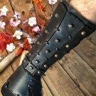 Medieval Armor Gloves Wide Cuffs Bracers Warrior Gauntlet Renaissance Knights