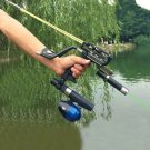 New Slingshot G8 Crossbow Hunting Arrow Clip Laser Slingshot For Catch Fish