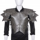 Viking Armour PU Leather Warrior Medieval Armor Costume Cosplay For Adults
