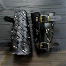 1 Pair Bracers Viking Pirate Armor Archer Medieval Cosplay Costumes Warriors