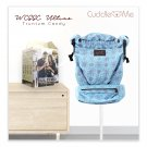 WCSSC Jacquard Ultimo Carrier Cuddle Me | WOVEN Wrap convert to SSC | NB to toddler | Truntum Candy