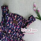 Multi Carriying Baby Carrier Cuddle me Ultimo | from NB to toddler | Cotton Canvas | Cactus Burgundy