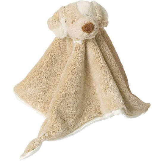Douglas Plush Tan Puppy Dog Blankie - Best & Softest on Market!