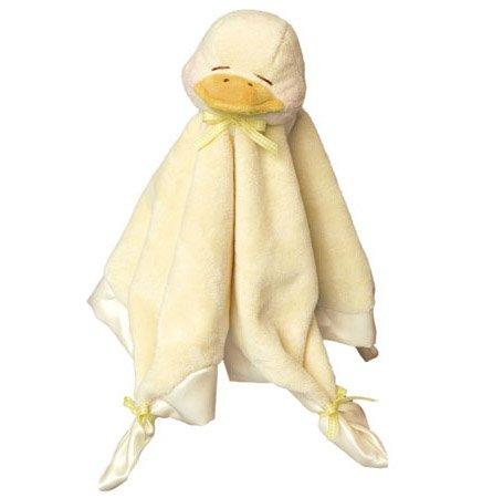Douglas Plush Yellow Duck Blankie - Best & Softest on Market!