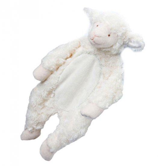 Douglas Plush Lamb Sslumpie Blankie Buddy