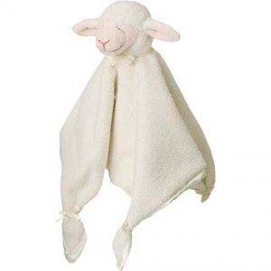 Douglas Plush Lamb Blankie - Best & Softest on Market!