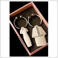 Couple Wedding Keychain Souvenir
