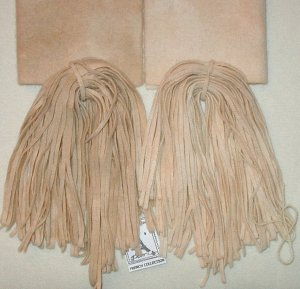Rug Hooking Strips *Buttered Oatmeal* #8 French Dyes Artisan Wools