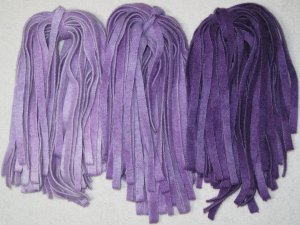 "Rug Hooking Wool ""Elegant Purple"" #8 European Dyes Artisan Wools"""
