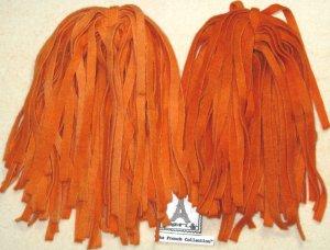 """Rug Hooking Wool """"Pumpkin"""" #8 European Dyes Artisan Wools"""""""