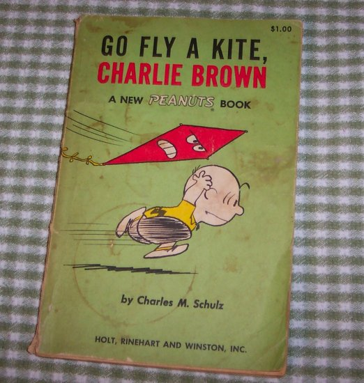 GO FLY A KITE CHARLIE BROWN