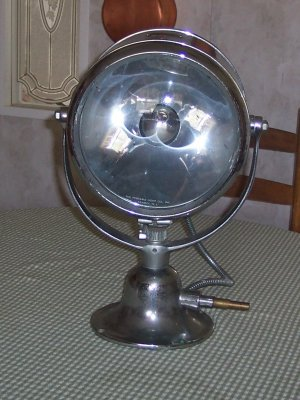 One Mile Ray Ship Search Light