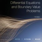 Elementary Differential Equations and Boundary Value Problems 11th Edition