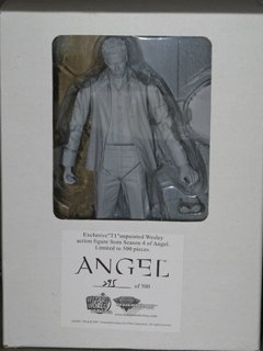 Angel T1 Unpainted Wesley