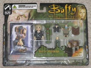 Buffy Summers PALz Figure Buffy the Vampire Slayer Series 2