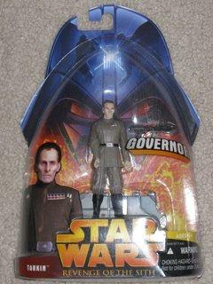 Star Wars Tarkin Revenge of the Sith