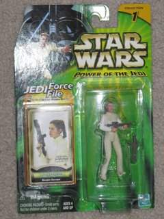 Star Wars Princess Leia - Hoth POTJ