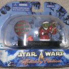 Star Wars Holiday Yoda Exclusive