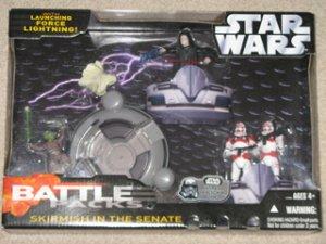 Star Wars Skirmish in the Senate Battlepack