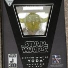 Star Wars Light Up Spirit of Yoda Bust Gentle Giant