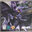 Batman Forever The Arcade Game for PC & The Making of CD-Rom