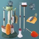 Housekeeping Home Cleaning Toy Set Educational Tool set 5 in 1 Cleaning Set Gift