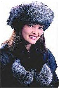 Fox Fur Cuff Hat 8225